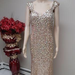 PANOPLY prom dress sz10